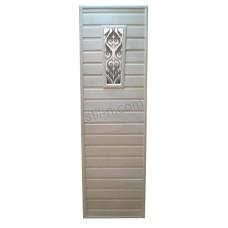 """Дверь банная из липы со стеклом """"Н-14"""" коробка сосна"""