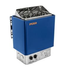 Электрокаменка PEKO EH-60 Blue (встроенный пульт)