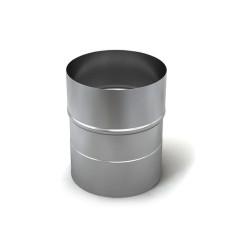 Переходник нерж.сталь, D+110-115 мм., толщина 1 мм.
