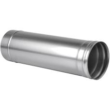 Дымоход труба D-150 мм. L-0.5 м. толщина 1,0 мм
