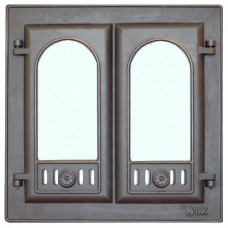 Каминная дверца LK 301 (410x410)