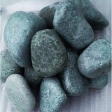 """Камни. Жадеит """"Черный принц"""" обвалованный 20 кг."""