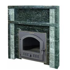 Портал из камня Серпентинит