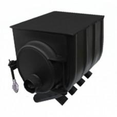 Отопительная печь АОГТ 01 (150 м3) с варочной поверхностью