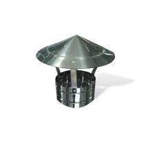 Зонтик D-115 мм. нержавейка