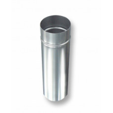 Дымоход труба D-120 мм. L-0,25 м. толщина 1,0 мм.
