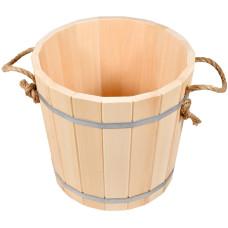 Запарник для бани 15 л липа