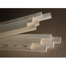 Брусок деревянный 20x40 длина 2.0 м. (цена за шт.)