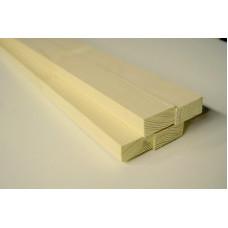 Брус деревянный 20x40 длина 3.0 м. (цена за шт.)