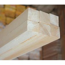 Брус деревянный 40x50 длина 2.0 м. (цена за шт.)