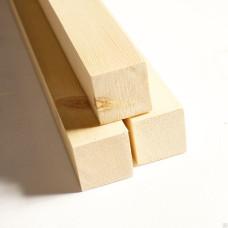 Брус деревянный 40x40 длина 3.0 м. (цена за шт.)