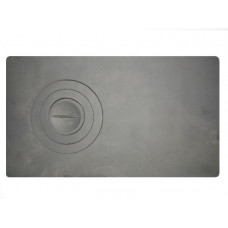 Плита однокомфорочная П1-2 710х410 (Б)