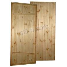 Дверь (игольчатая) хвоя 1900х800