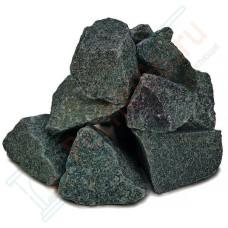 Камни. Жадеит Чёрный принц колотый 18кг
