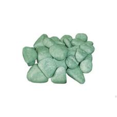 Камни. Жадеит шлифованный (Средний) 10кг.