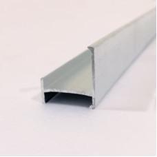 Профиль для бесклеевого монтажа гималайской соли, соединительный (1 пог. м)